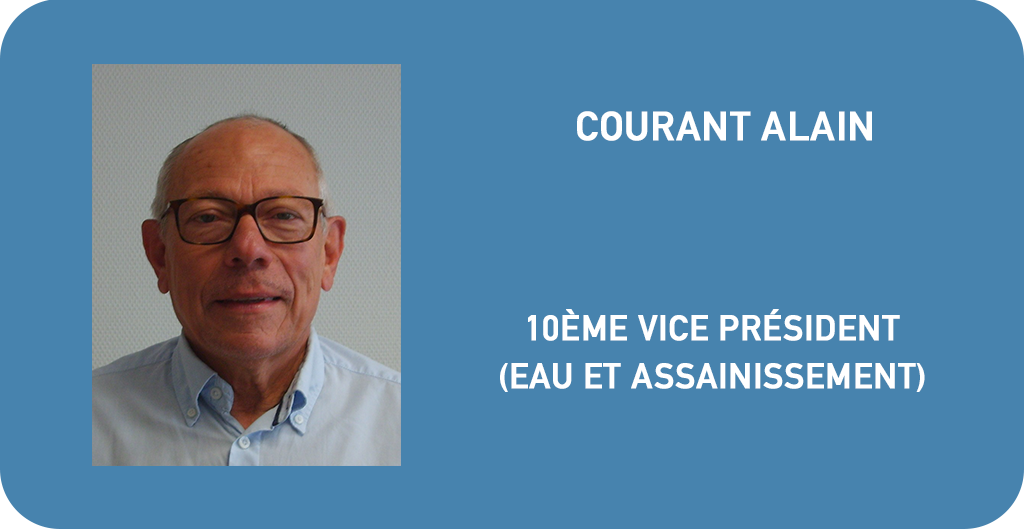 courant alain vp